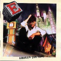 Cover E - Broken Toy Shop