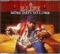 Cover E-Life - More Days To Come