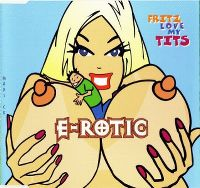 Cover E-Rotic - Fritz Love My Tits