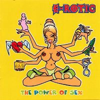 Cover E-Rotic - The Power Of Sex
