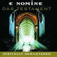 Cover E Nomine - Das Testament