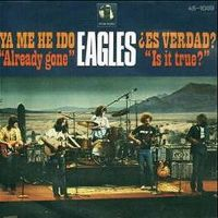 Cover Eagles - Already Gone