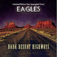 Cover Eagles - Dark Desert Highways