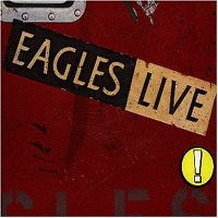 Cover Eagles - Eagles Live