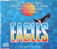 Cover Eagles - Hotel California