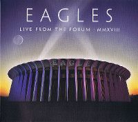 Cover Eagles - Live From The Forum - MMXVIII