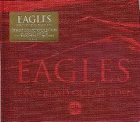 Cover Eagles - Long Road Out Of Eden