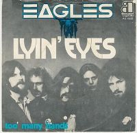 Cover Eagles - Lyin' Eyes