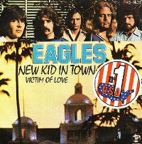 Cover Eagles - New Kid In Town