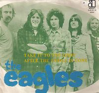 Cover Eagles - Take It To The Limit
