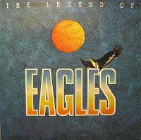 Cover Eagles - The Legend Of