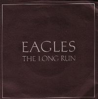 Cover Eagles - The Long Run