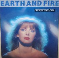 Cover Earth & Fire - Andromeda Girl