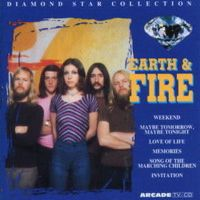 Cover Earth & Fire - Diamond Star Collection