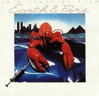 Cover Earth & Fire - In A State Of Flux