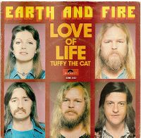 Cover Earth & Fire - Love Of Life