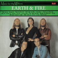 Cover Earth & Fire - Music For The Millions