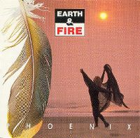 Cover Earth & Fire - Phoenix