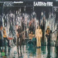 Cover Earth & Fire - Rocksensation