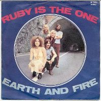 Cover Earth & Fire - Ruby Is The One