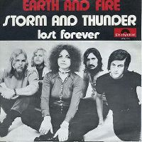 Cover Earth & Fire - Storm And Thunder