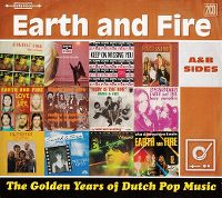 Cover Earth & Fire - The Golden Years Of Dutch Pop Music