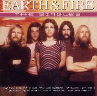 Cover Earth & Fire - The Singles