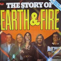 Cover Earth & Fire - The Story Of Earth & Fire