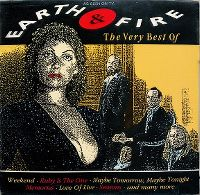 Cover Earth & Fire - The Very Best Of