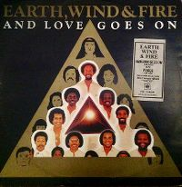 Cover Earth, Wind & Fire - And Love Goes On