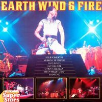 Cover Earth, Wind & Fire - Earth, Wind & Fire