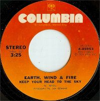 Cover Earth, Wind & Fire - Keep Your Head To The Sky
