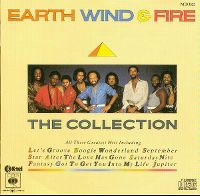 Cover Earth, Wind & Fire - The Collection