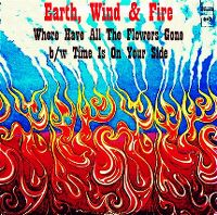 Cover Earth, Wind & Fire - Where Have All The Flowers Gone