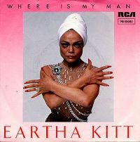 Cover Eartha Kitt - Where Is My Man