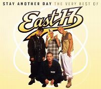Cover East 17 - Stay Another Day - The Very Best Of