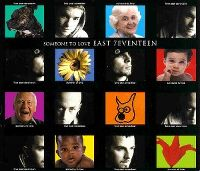 Cover East 7eventeen - Someone To Love