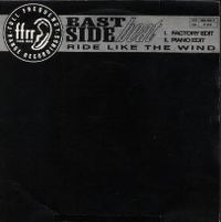 Cover East Side Beat - Ride Like The Wind