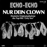 Cover Echo-Echo - Nur dein Clown