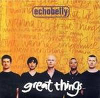 Cover Echobelly - Great Things