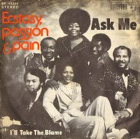 Cover Ecstasy, Passion & Pain - Ask Me