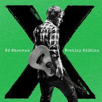 Cover Ed Sheeran - x Wembley Edition