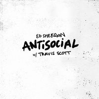 Cover Ed Sheeran with Travis Scott - Antisocial