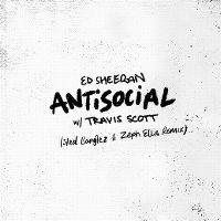 Cover Ed Sheeran with Travis Scott - Antisocial