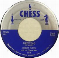 Cover Eddie Boyd and his Chess Men - Drifting