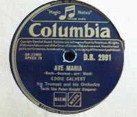 Cover Eddie Calvert - Ave Maria