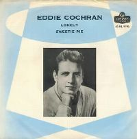 Cover Eddie Cochran - Lonely