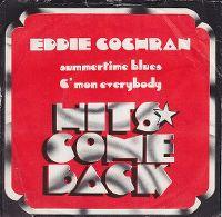 Cover Eddie Cochran - Summertime Blues