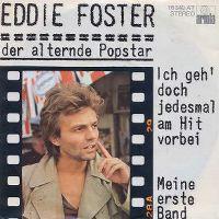 Cover Eddie Foster - Ich geh' doch jedesmal am Hit vorbei