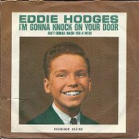 Cover Eddie Hodges - I'm Gonna Knock On Your Door